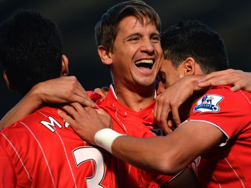 Gaston Ramirez: Was linked with AC Milan