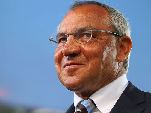 Magath: Steps aside