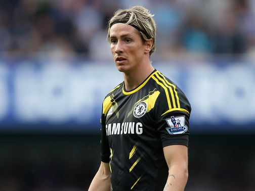 Fernando Torres: Bad day at the office