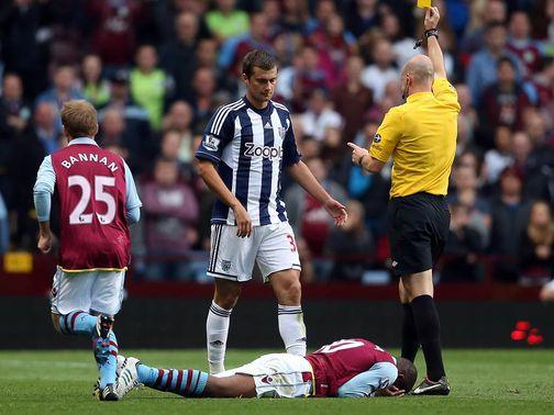 Gabriel Tamas: Wants to end his career at The Hawthorns