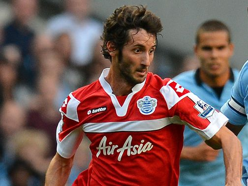 Esteban Granero: Geared up for crunch clash