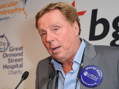 Redknapp: Now 5/6 for his next club to be Ipswich