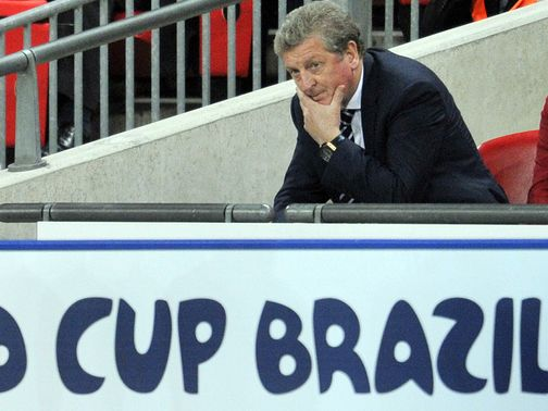 Roy Hodgson: Searching for Terry replacement