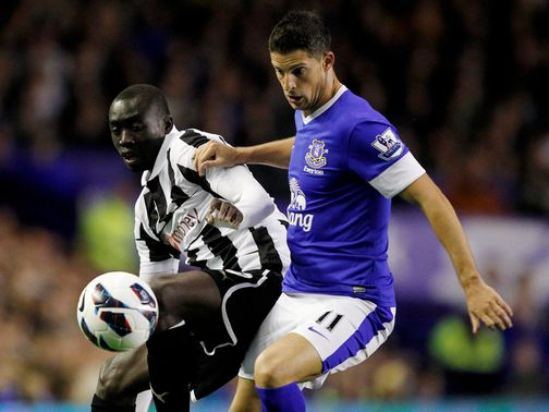 Kevin Mirallas: Strong signing for Everton
