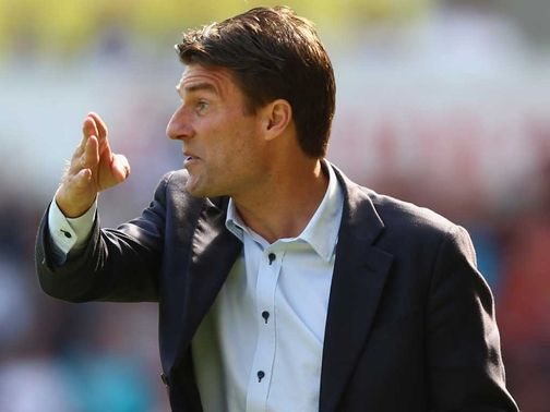 Laudrup: Preparing to face Newcastle