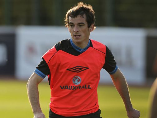 Baines: Set to start for England