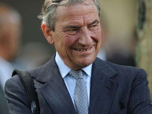 Cumani: Backing his man