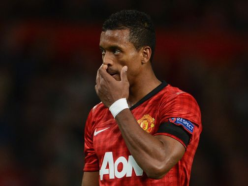 Nani: Back in Manchester United squad