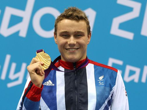 Hynd: Was stunned by his gold