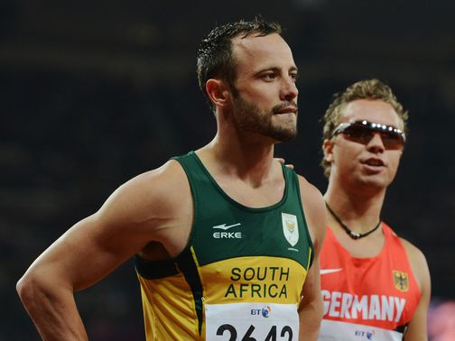 Pistorius: Admitted his timing was bad