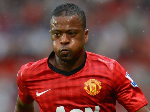 Patrice Evra: Will always fight for his place