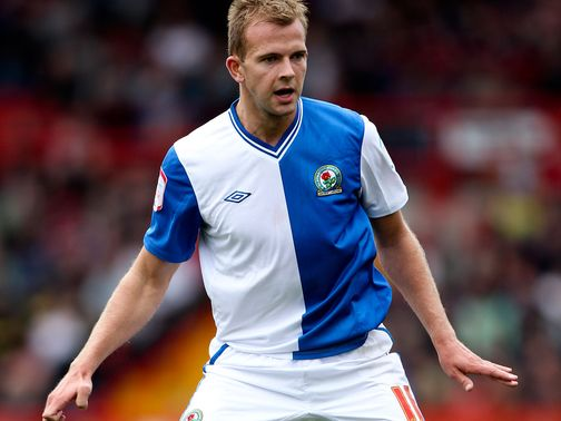 Jordan Rhodes: Hat-trick for Blackburn