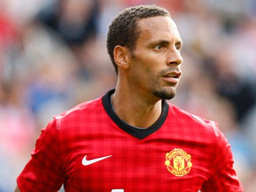 Rio Ferdinand: Was dropped from Euro 2012 squad