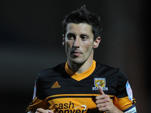 Robert Koren put Hull ahead
