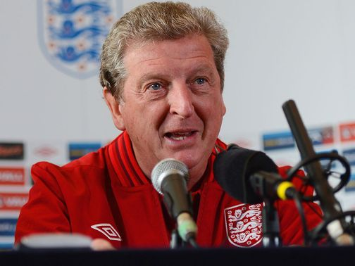 Roy Hodgson: Shrinking pool to choose from