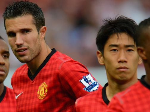 van Persie and Kagawa: Backed to have huge impact