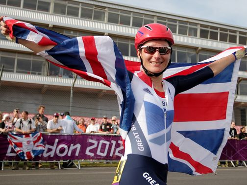 Sarah Storey: Won her 11th Paralympic title