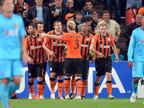 Shakhtar will provide a stern test for Chelsea