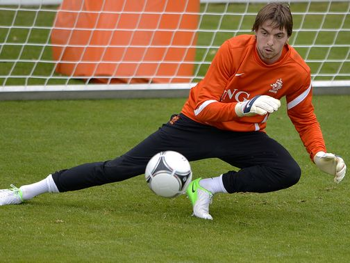 Tim Krul: Waiting to learn extent of injury