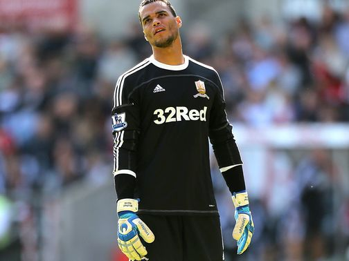 Michel Vorm: Confident Swansea can cause a Capital One Cup upset