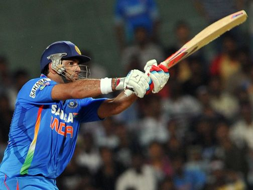 Yuvraj Singh: Back in action for India