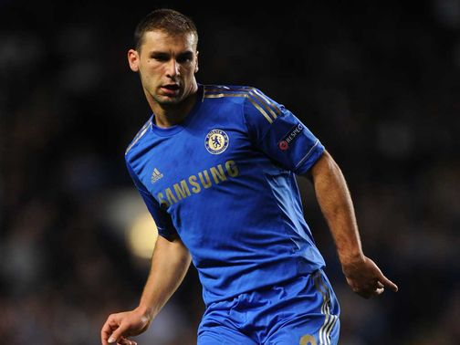 Branislav Ivanovic: Relishes competition