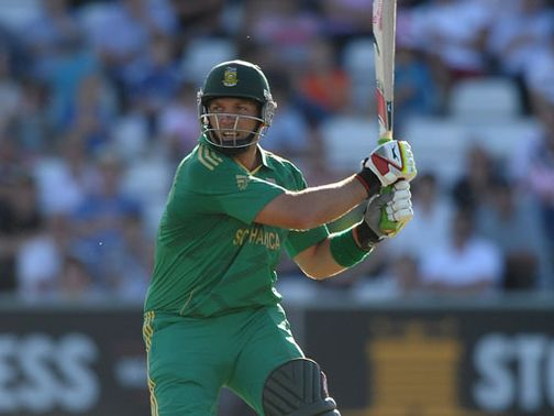 Kallis: Steered South Africa to routine victory