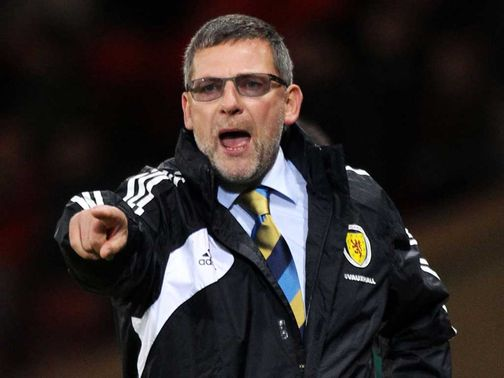 Craig Levein: Subject of stinging criticism