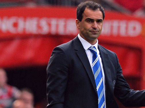 Roberto Martinez: Will keep his attacking approach