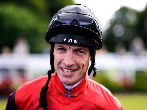 Richard Hughes: All set to be crowned champion jockey