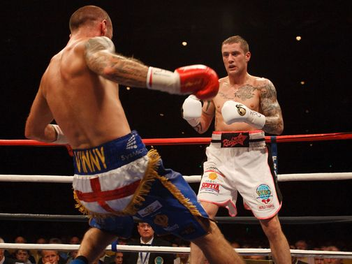Ricky Burns: Feels he can continue to improve