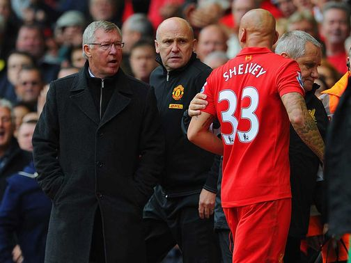 Ferguson has accepted Shelvey&#39;s apology