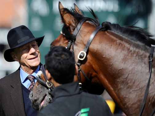 Frankel: Will now be retired to stud
