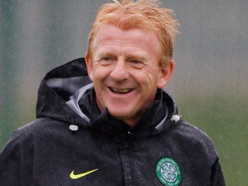 Strachan: Heavily linked with Scotland job