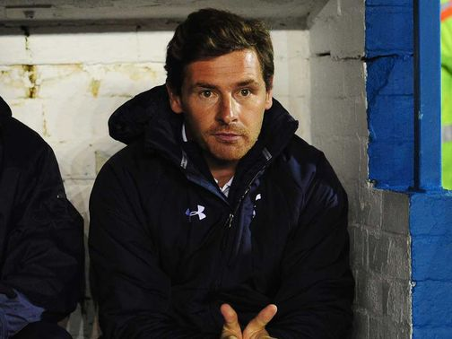 Villas-Boas: Ready to take on Chelsea
