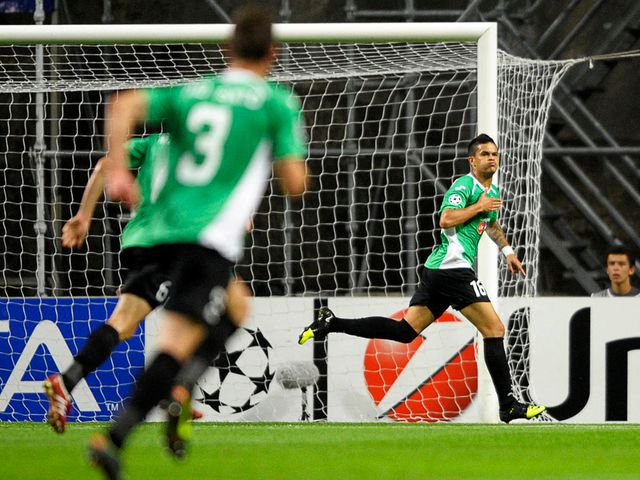 Cluj beat Braga on matchday one