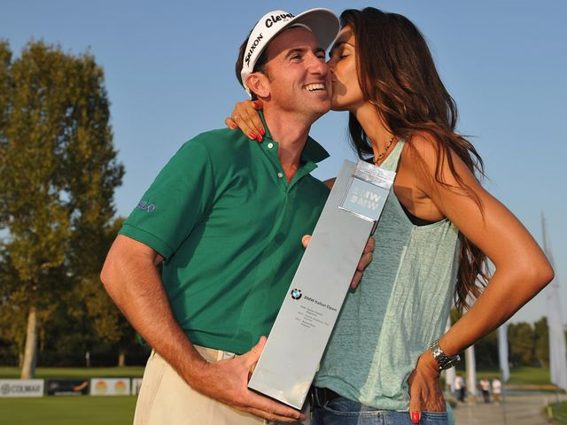 Live golf leaderboard collated scores tee times and - Alicia fernandez ...