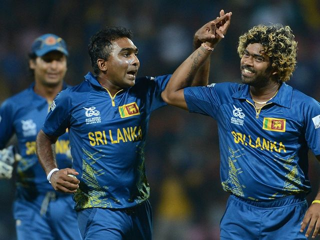 Sri Lanka won a dramatic 'super over'