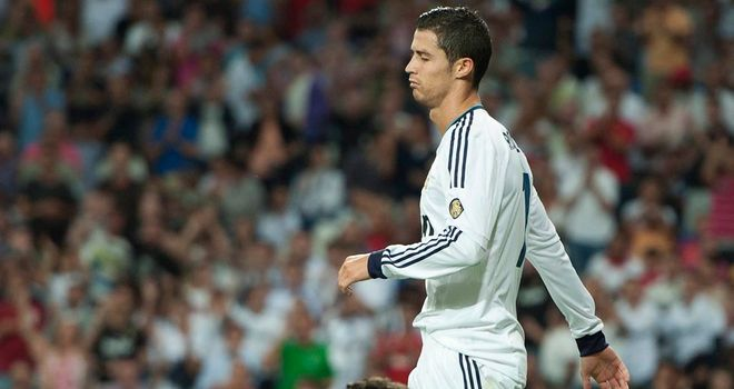 Cristiano Ronaldo: Has been the focus of attention since revealing his sadness at Real Madrid