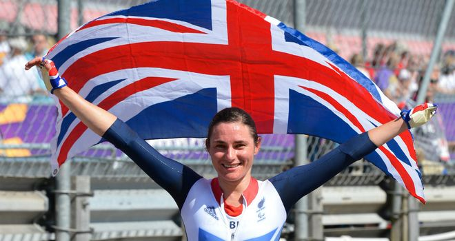 Sarah Storey: Planning to reflect and relax