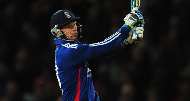 Jos Buttler: Set for England call-up for fourth ODI