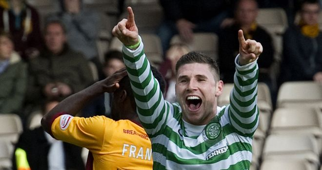 Gary Hooper: Looking to bounce back for Celtic