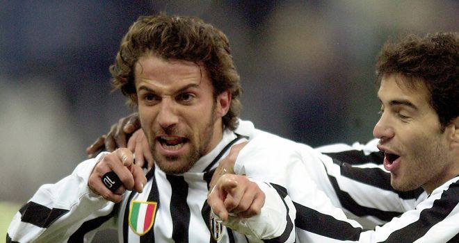 Alessandro Del Piero: Will continue his illustrious career in Australia