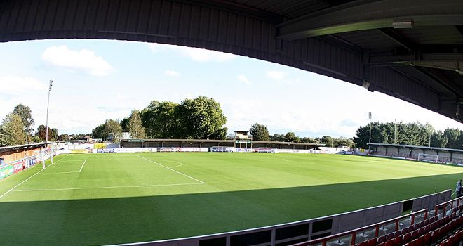 Kingsmeadow Stadium: Home of AFC Wimbledon