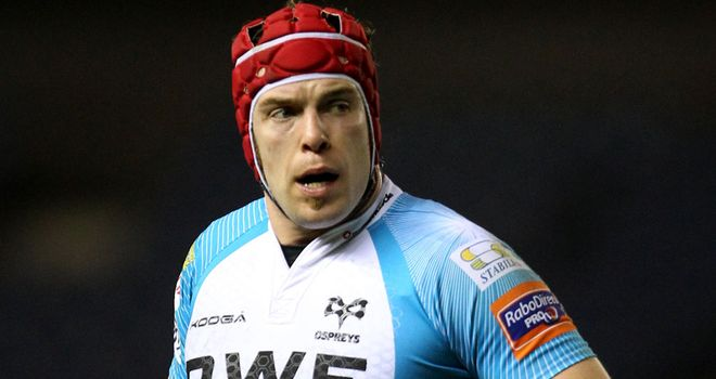 Alun Wyn Jones: Out of the autumn international series