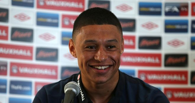 Alex Oxlade-Chamberlain: Happy to have played against Moldova but will not get carried away