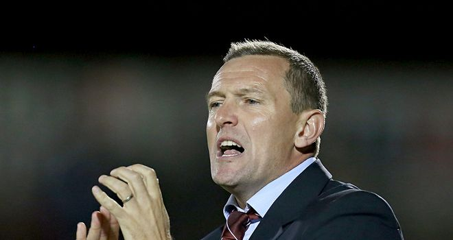 Boothroyd: Cracking on
