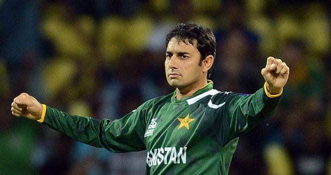 Saeed Ajmal: Will play for Hampshire during August and September