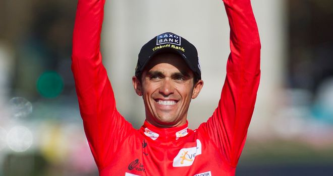 Alberto Contador: Tested positive for clenbuterol at the 2010 Tour de France