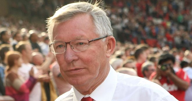 Sir Alex Ferguson: Manchester United manager has continued to rotate his two top goalkeepers